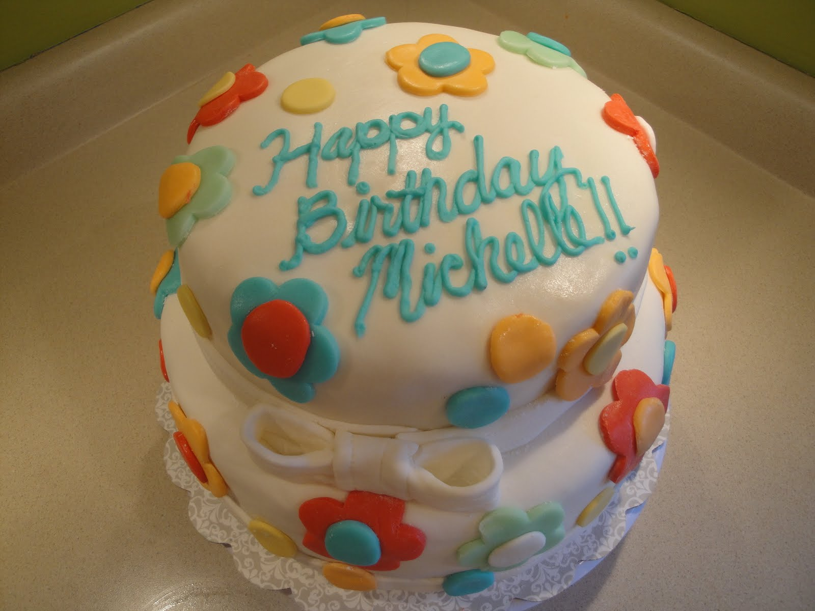Cake Mama Birthday Celebration Cake