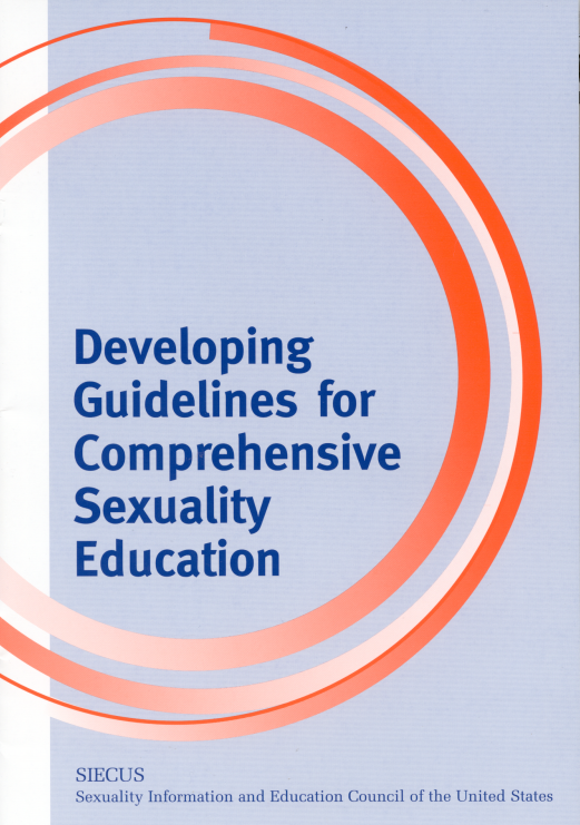 Siecus comprehensive sexuality education guidelines