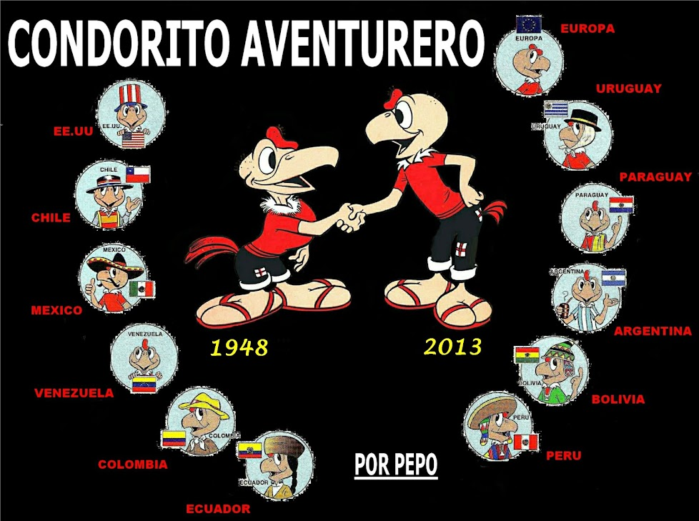 CONDORITO AVENTURERO