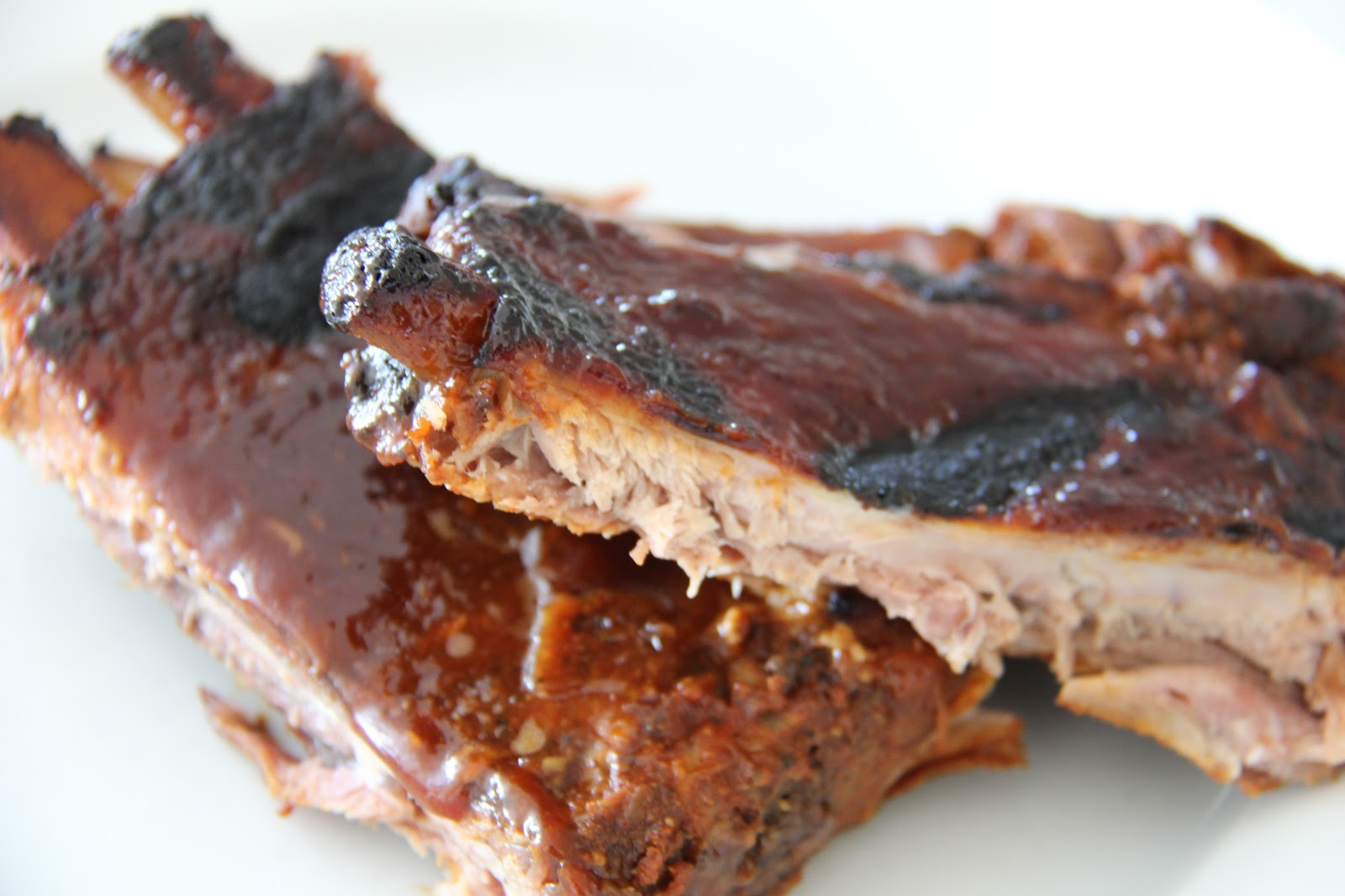 Bountiful Kitchen: Slow Cooked BBQ Ribs