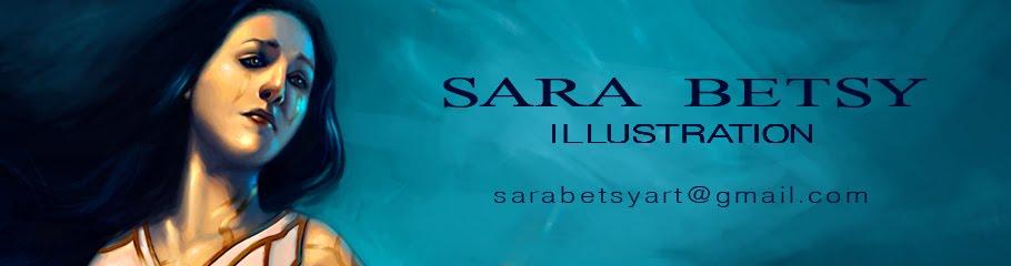 Sara Betsy Illustration