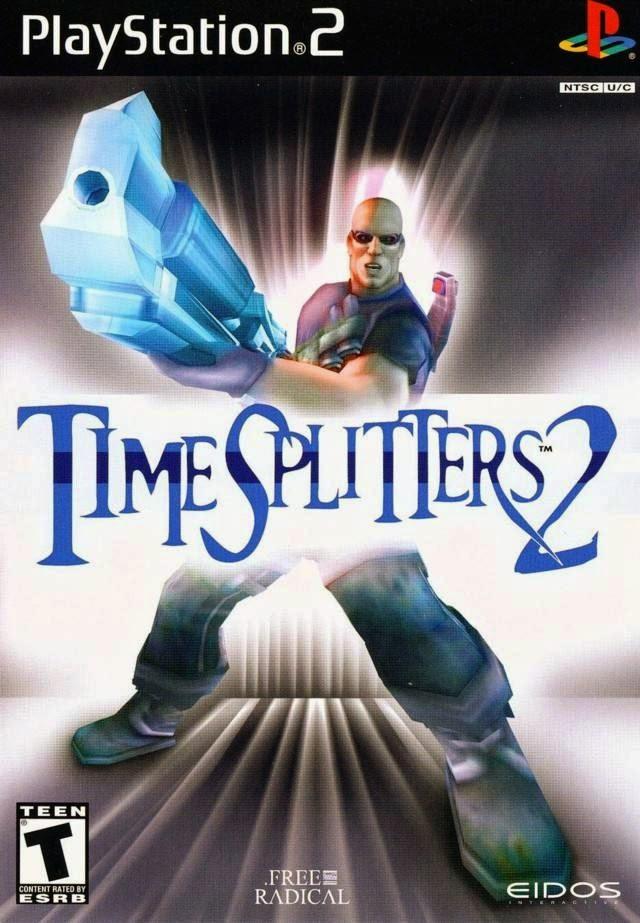 TimeSplitters 2 Ps2 Iso juegos para playstation 2