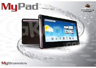 Mypad Brownies My103