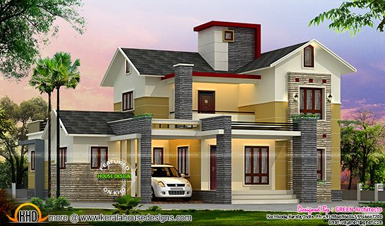 Modern home 2300 sq-ft