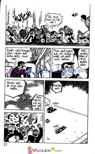 Jindodinho - Đường Dẫn Đến Khung Thành III  Tập 10 page 22 Congtruyen24h
