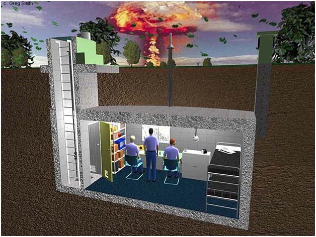 Подземные дома своими руками