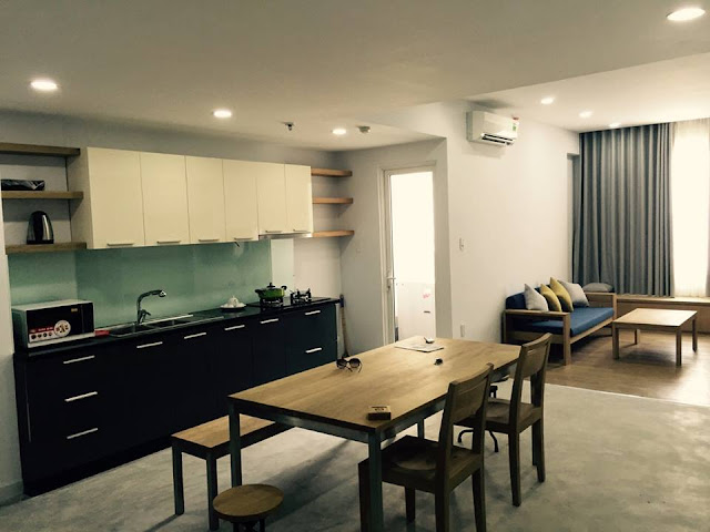 Idealy Tropic Gardem apartment 2 bedrooms for foriegner people