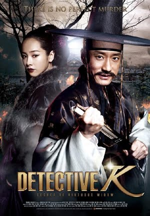 Detective K Secret Of Virtuous Widow (2011)