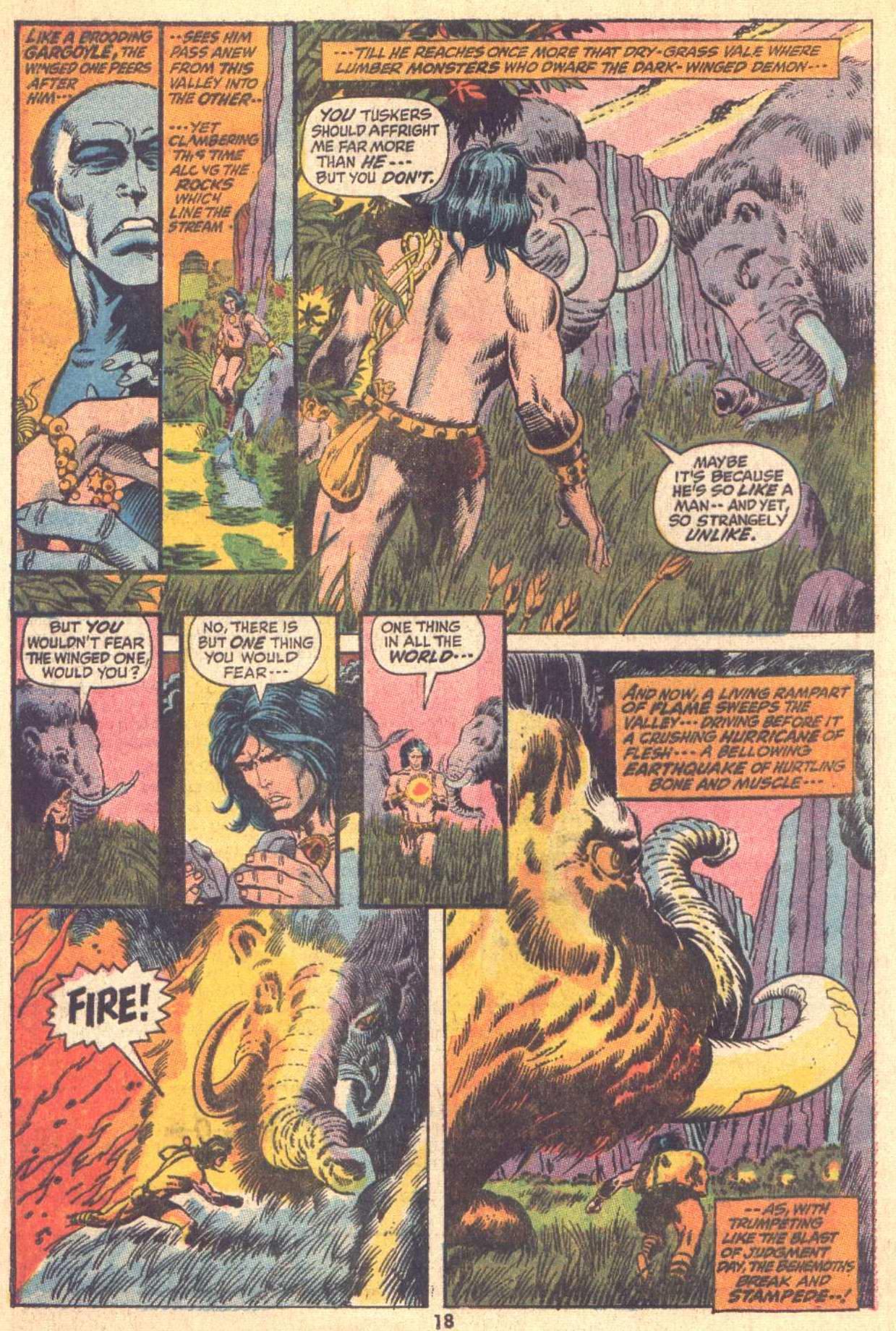 Conan the Barbarian (1970) Issue #9 #21 - English 14