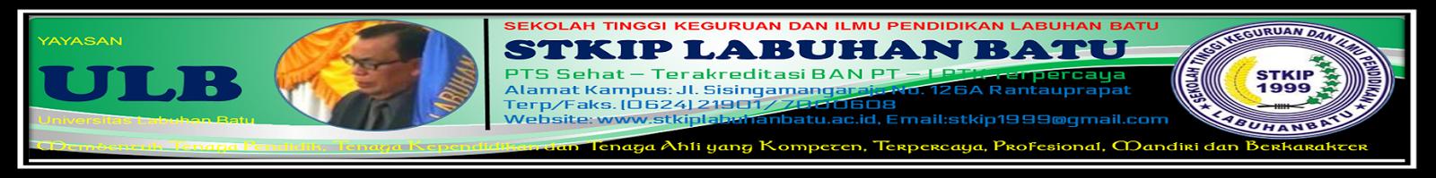 STKIP Labuhan Batu -Yayasan Universitas Labuhan Batu