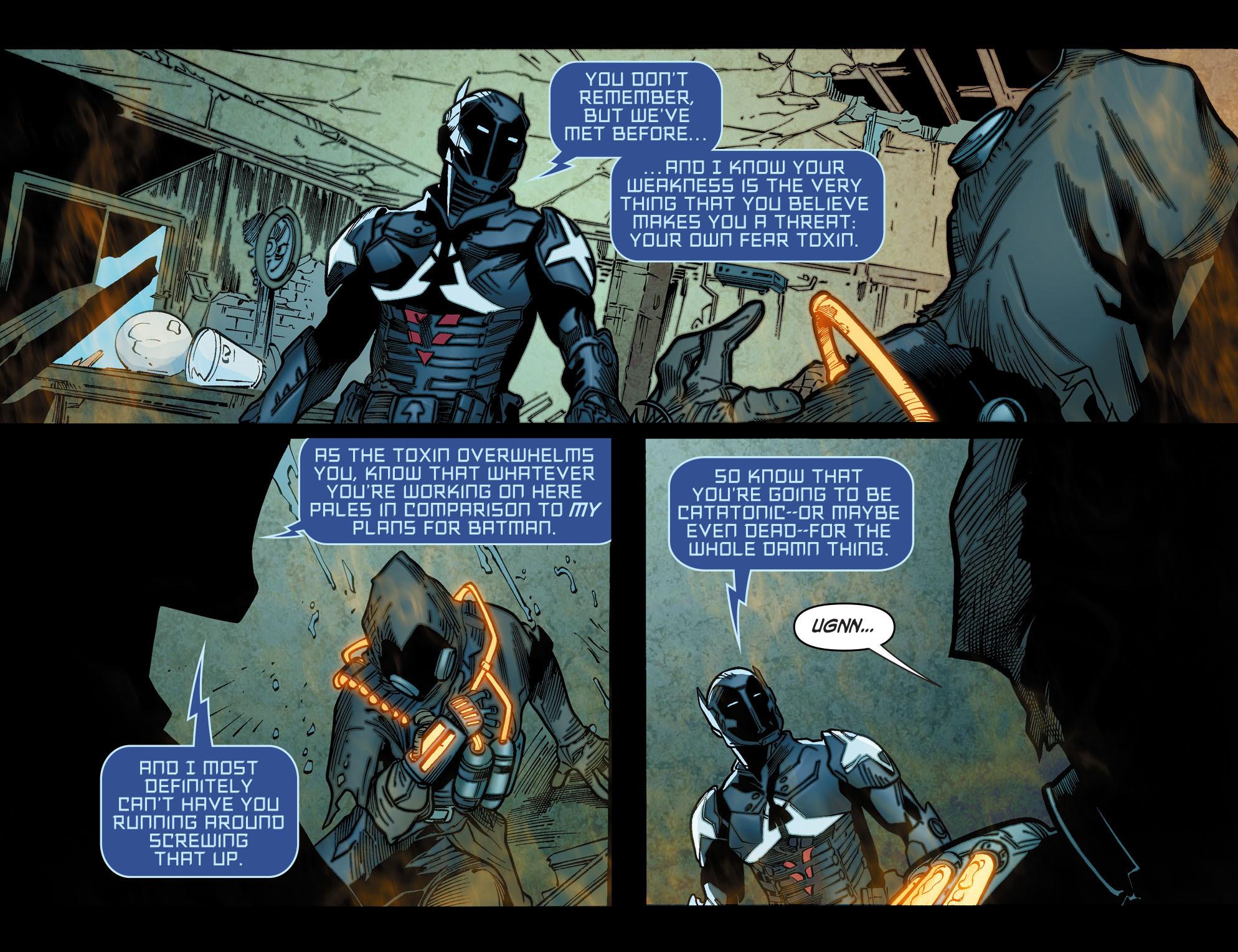 Batman: Arkham Knight [I] Issue #34 #36 - English 11