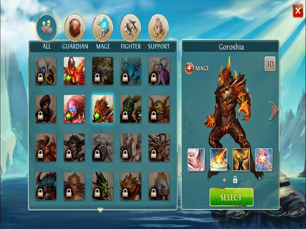Order & Chaos Heroes