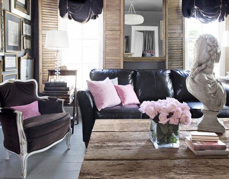 the shopping online: idées salon pour les petits espaces