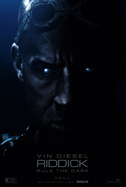 Riddick 2013 Movie Poster in HD