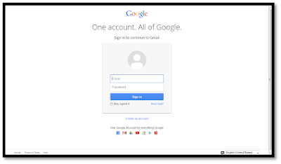Gmail New Layout, HomePage Makeover 2013