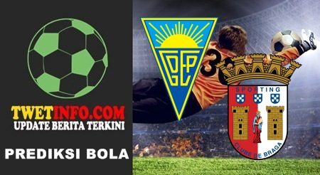 Prediksi Estoril vs Sporting Braga, Portugal 13-09-2015