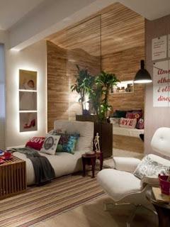 fotos de decoração para espaços pequenos