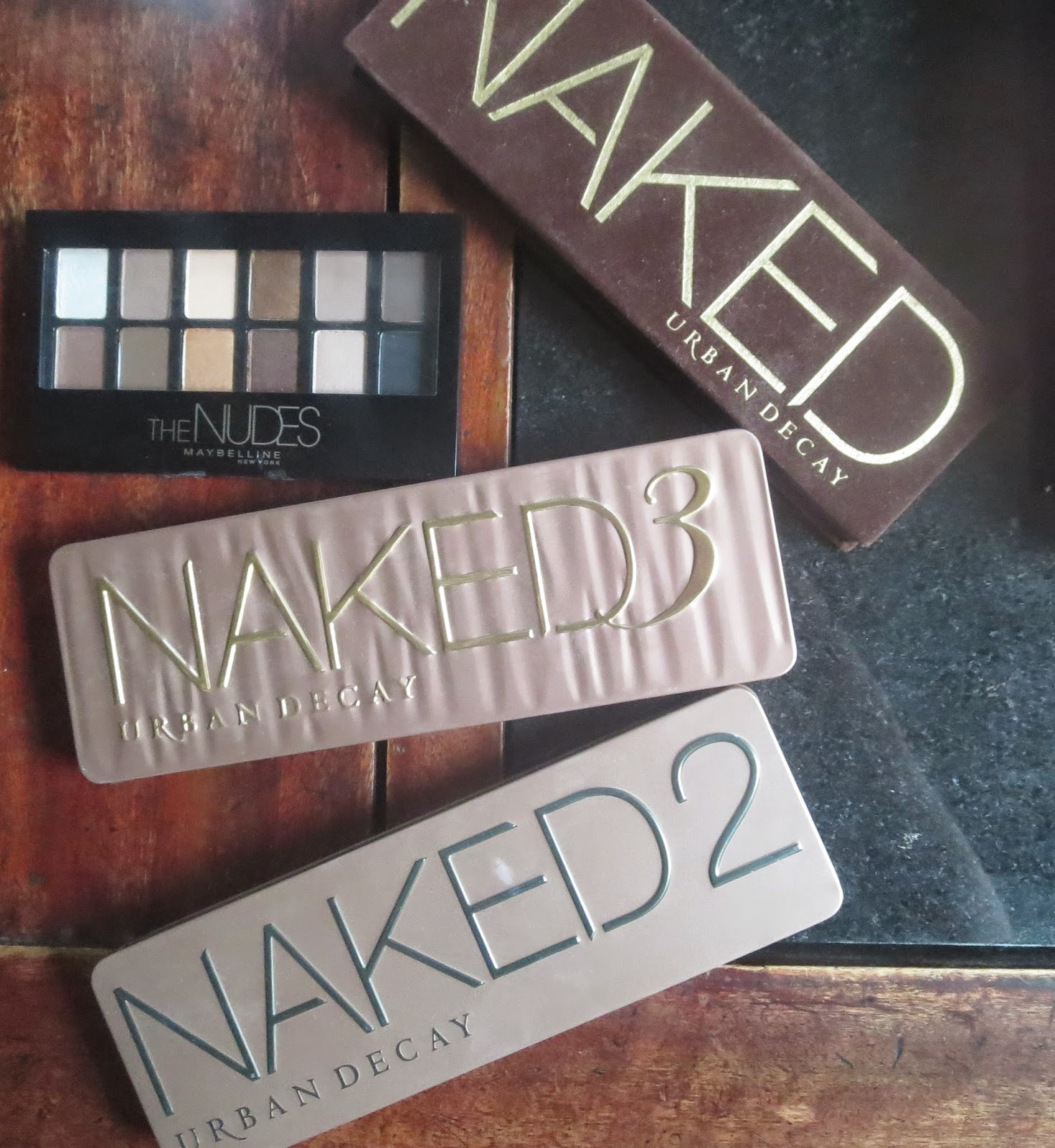 nude palettes