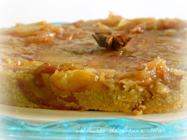 Torta de maçã muito rápida e fácil