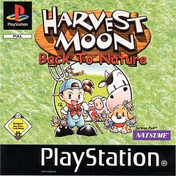 Harvest Moon - Back to Nature (Bahasa indonesia) (PS1)