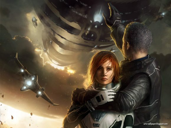 CG Art Wallpaper Marek Okon Artwork 11