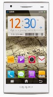 Hoby Selfie ? Gunakan Smartphone Oppo Find Way U7015 Jagonya