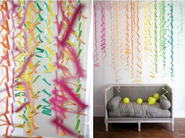 estas serpentinas en zigzag son una idea para decorar tus fiestas econmica y fcil de hacer