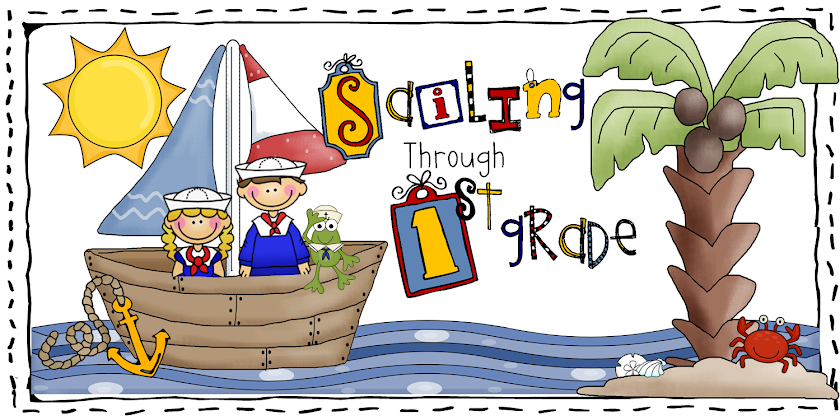 Sailing Through 1st Grade