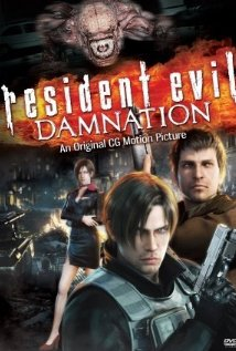 Resident Evil: Damnation (2012) BluRay 720p 700MB
