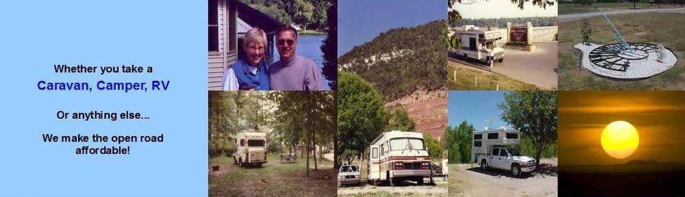 Caravan Camper RV