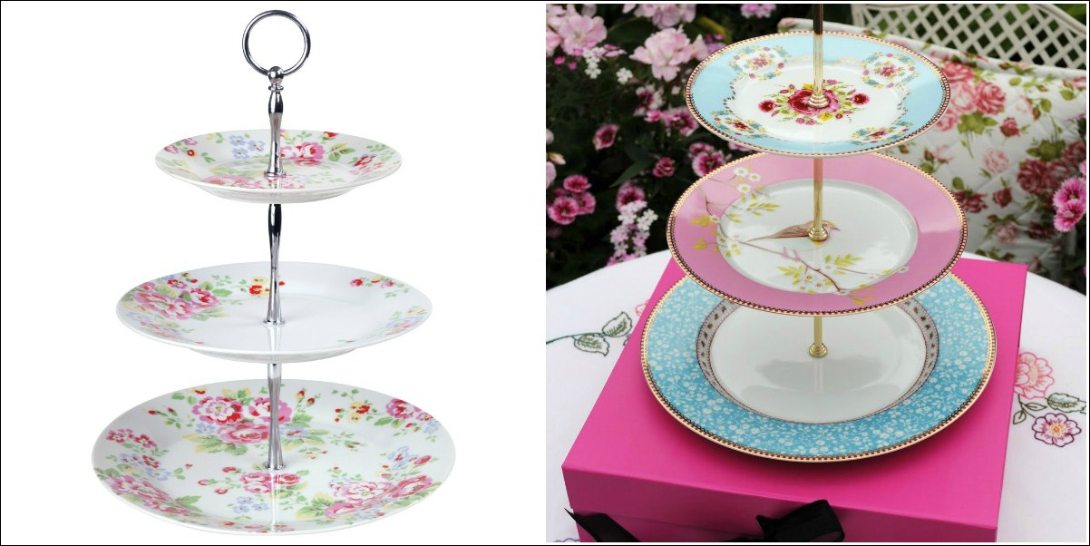 Tiger Store Cake Stand