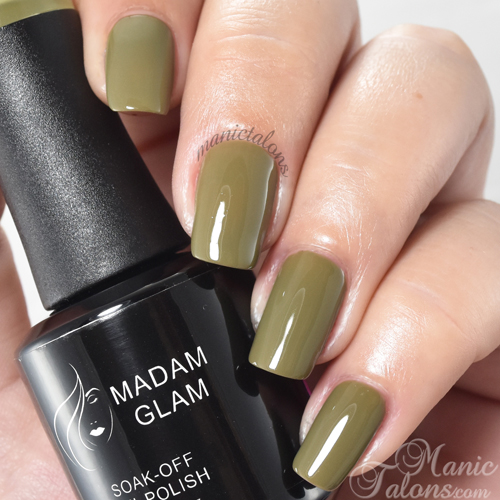 Madam Glam Down to Earth Swatch