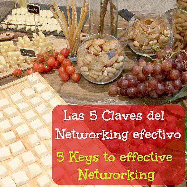Las 5 claves del networking efectivo-5 keys to effective networking. Visit www.forarealwoman.com  #socialmedia #blogger