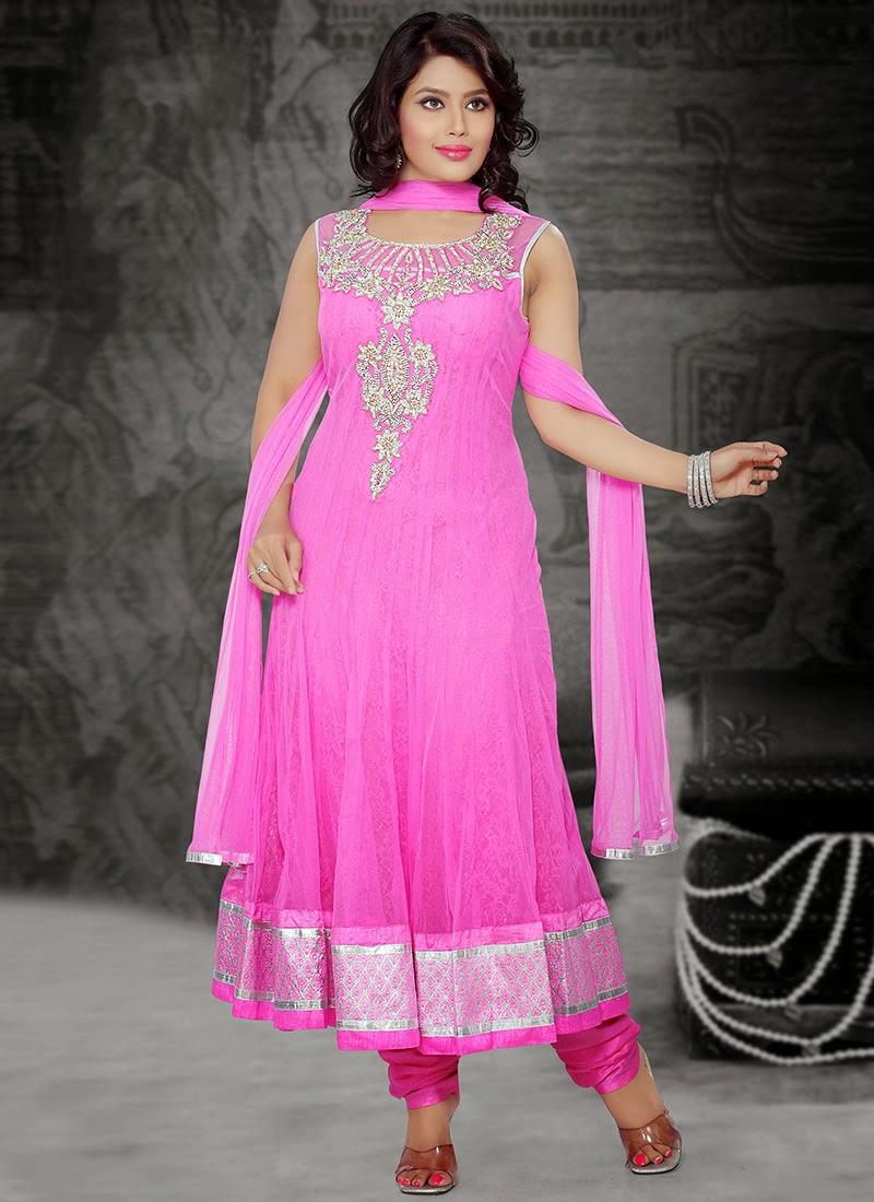 Wedding Anarkali Dresses
