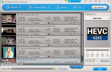WonderFox HD Video Converter Factory Pro Portable Crack Free Download