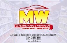 MW supermercado e auto peças