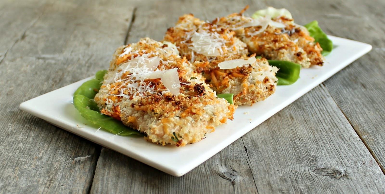 Hungry Couple: Crispy Cheesy Buttermilk Chicken