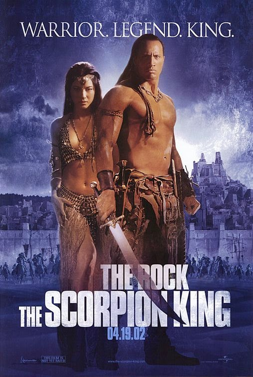The Scorpion King Collection (2002-2012) tainies online oipeirates
