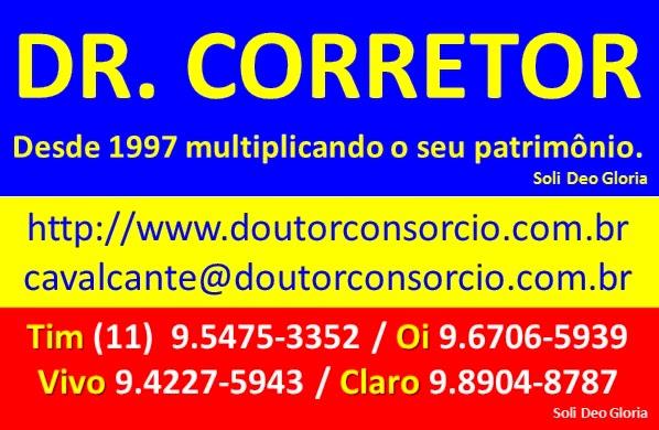 Dr. Corretor no Facebook