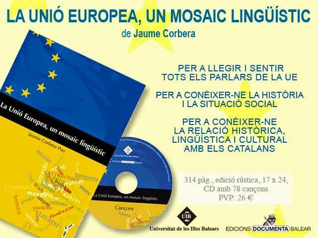 UNA DESCRIPCIÓ DE LA DIVERSITAT LINGÜÍSTICA EUROPEA