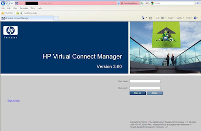 virtual connect support utility and deploy the firmware upgrade