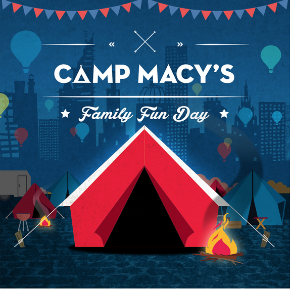 summer fun at camp macys