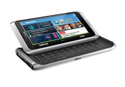 Nokia E7 in India