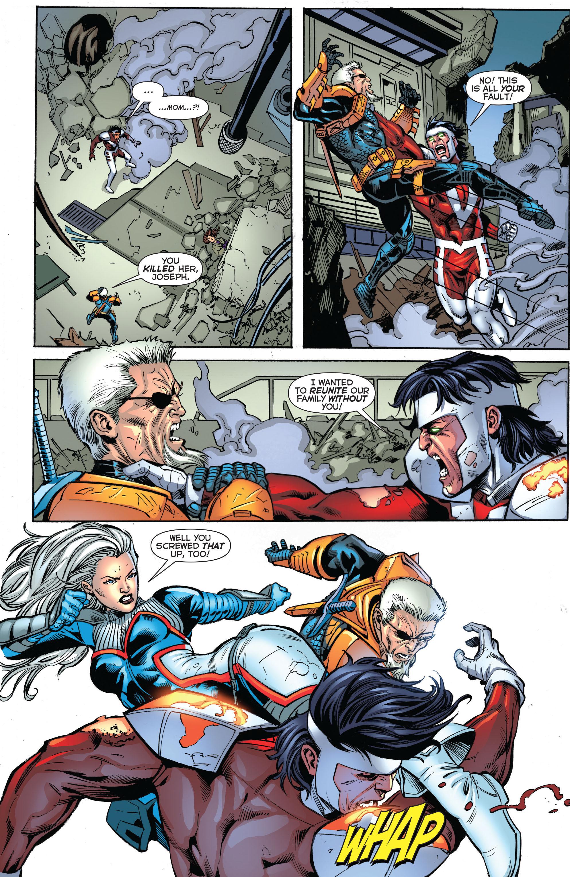 Deathstroke (2011) Issue #20 #21 - English 13