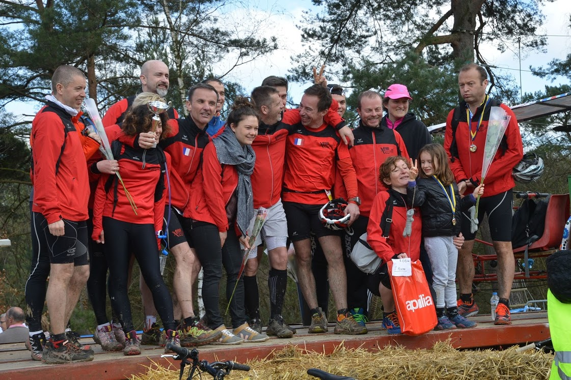 Trail - Run&Bike Fleurines 2016