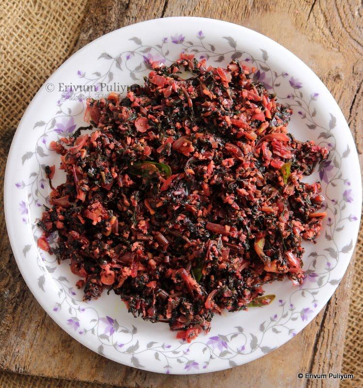 Kerala Stir Fry