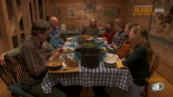 Alaska: The Last Frontier Season 3, Episode 8 – Thanksgiving
