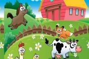 Çiftlik 7 Farkı Bul Oyunu