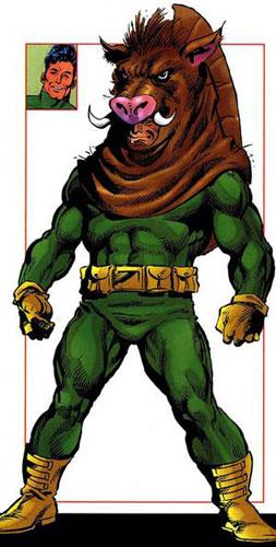 15 Superhero Terburuk di Dunia Komik: Razorback