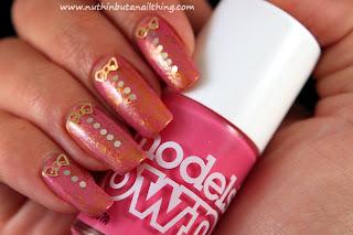 Models Own Copper Pink Blush